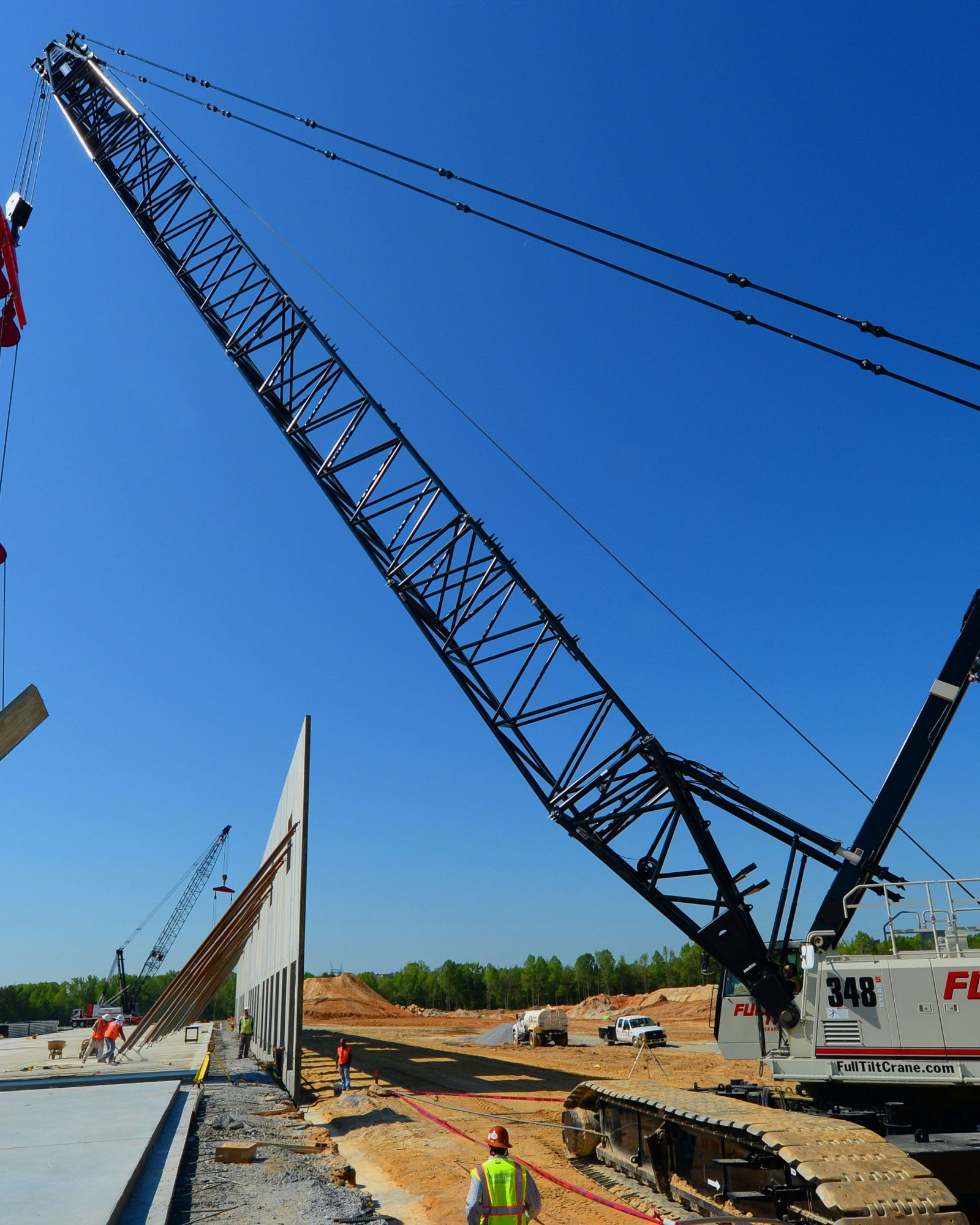 Image for Celebrating 25 years <br />as the Southeast's Leading <br />Concrete Contractor
