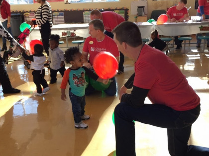 Chick-fil-A Spends the Day with Kids of Easter Seals