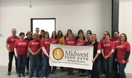 20 Support Center Staff Package One Ton of Food at...
