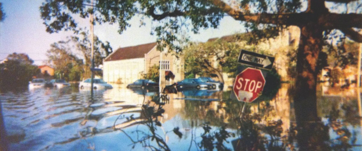 12 Years Later: Hurricane Katrina