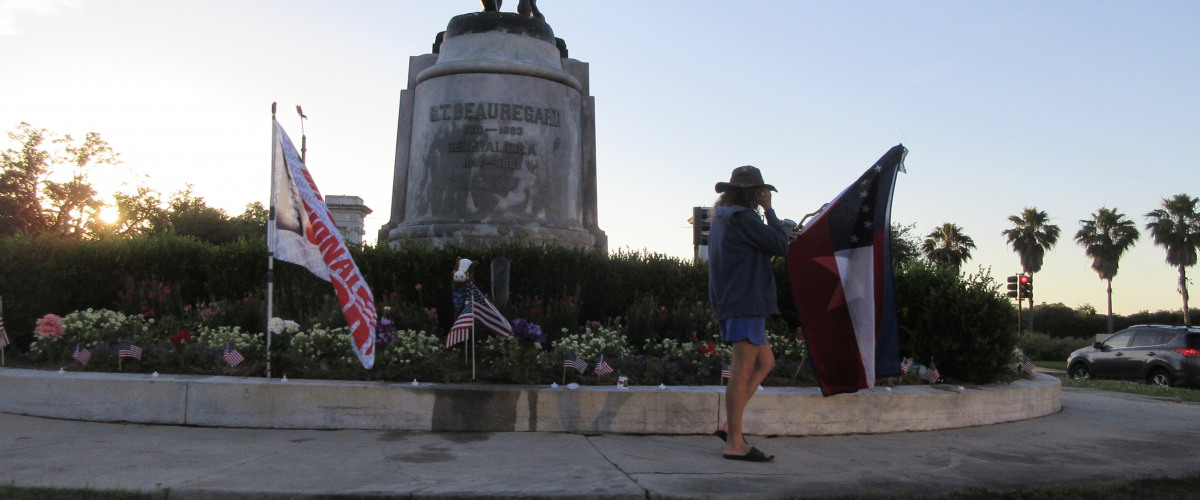 New Petition Demands New Orleans Change Law to Return Confederate Monuments