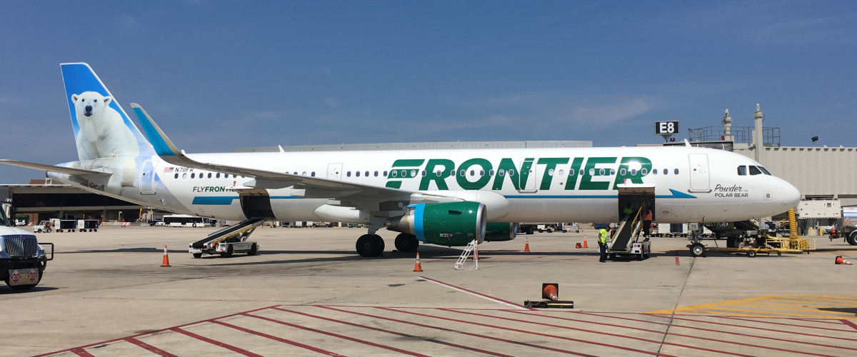 Frontier Airlines Adding 4 Nonstop Flights From New Orleans