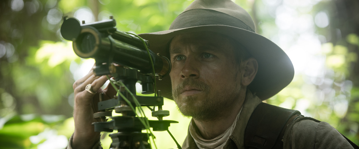 Film Review: The Lost City of Z