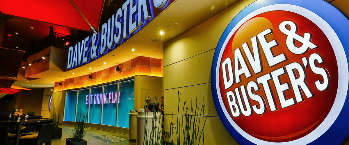 Dave & Buster's New Orleans Location Set For May Opening