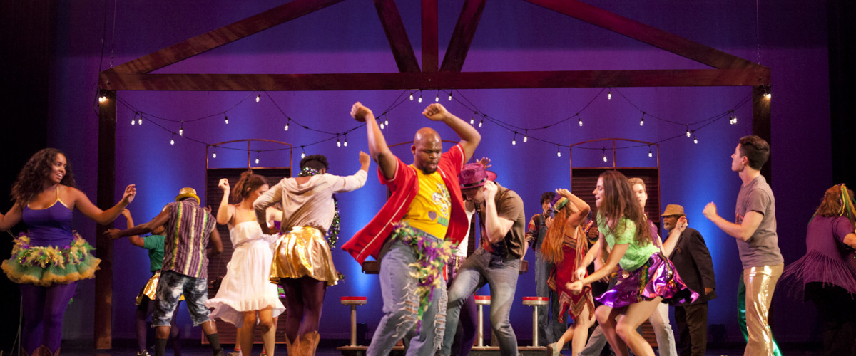 Jambalaya: The Musical Rocks The Orpheum