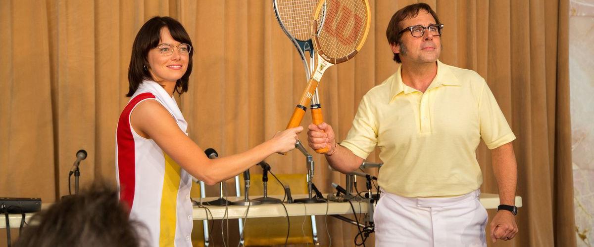 Dueling Critics: <em>Battle of the Sexes</em>