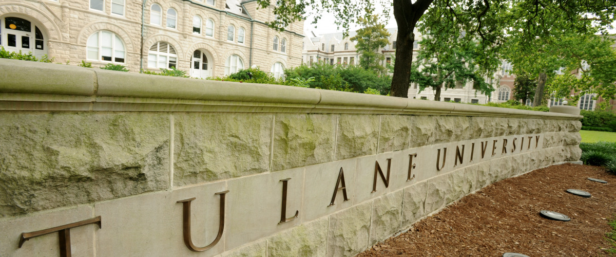 Tulane University Named Top