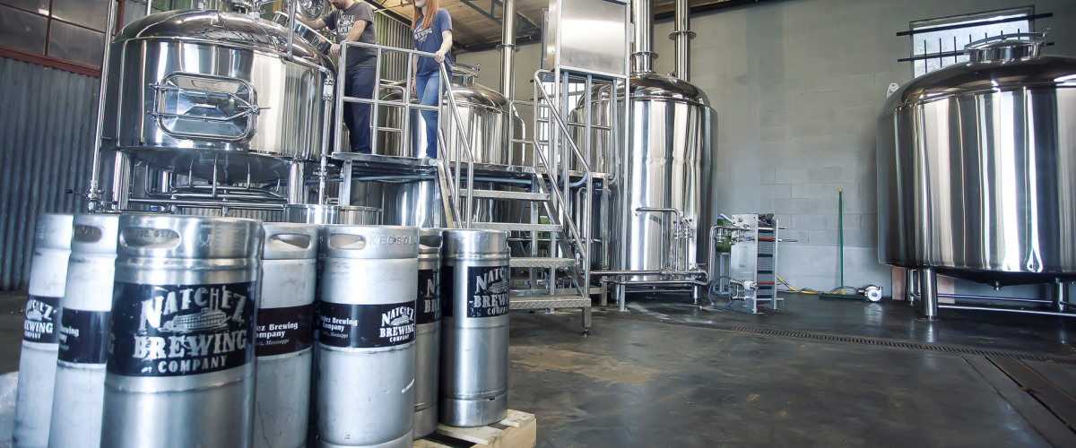 Natchez Brewing Company Sets Early August Launch In Greater New Orleans