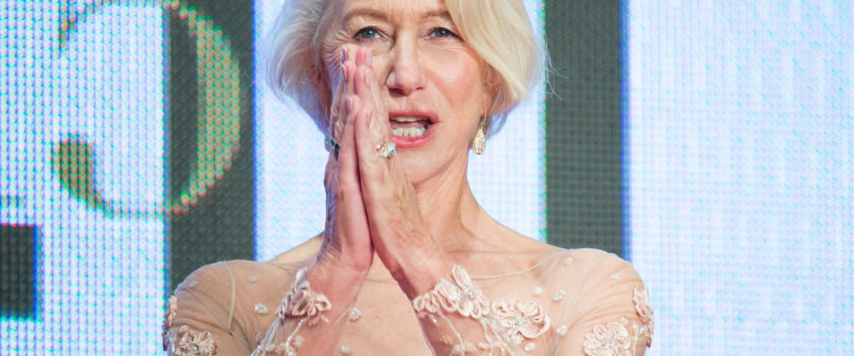 Dame Helen Mirren to Speak at Spring 2017 Tulane Commencement