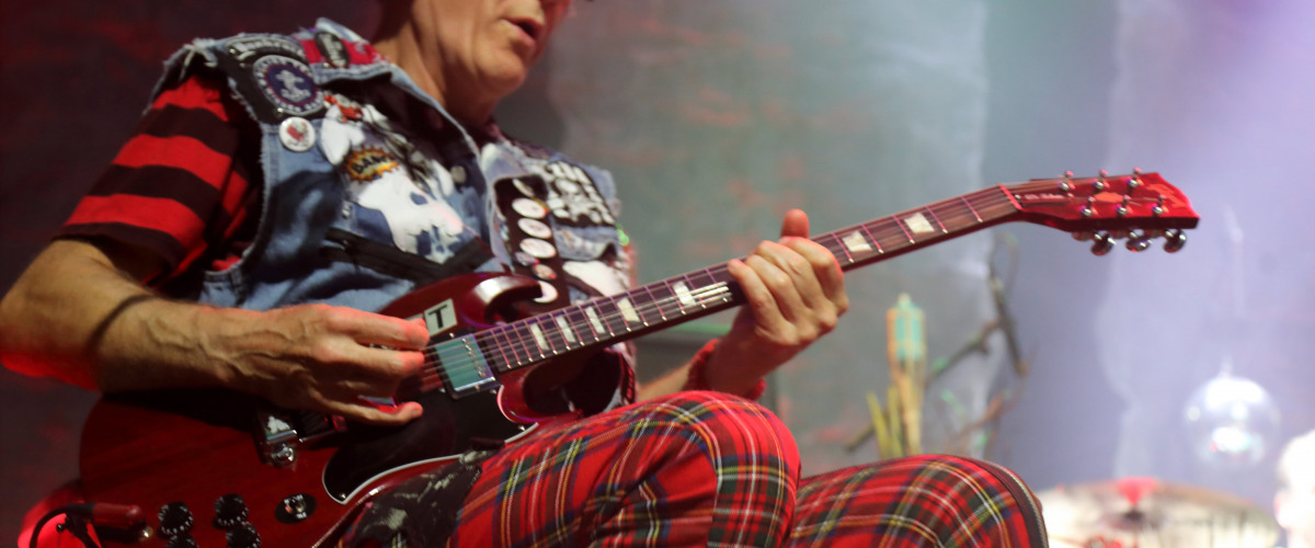 The Damned Takes Over House of Blues