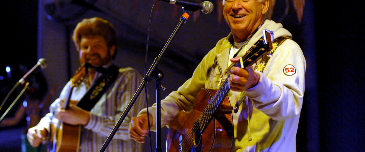 Jimmy Buffett States Saenger Theatre Inspired His Career