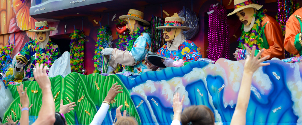 What it?s Like to Ride: The Krewe of Thoth