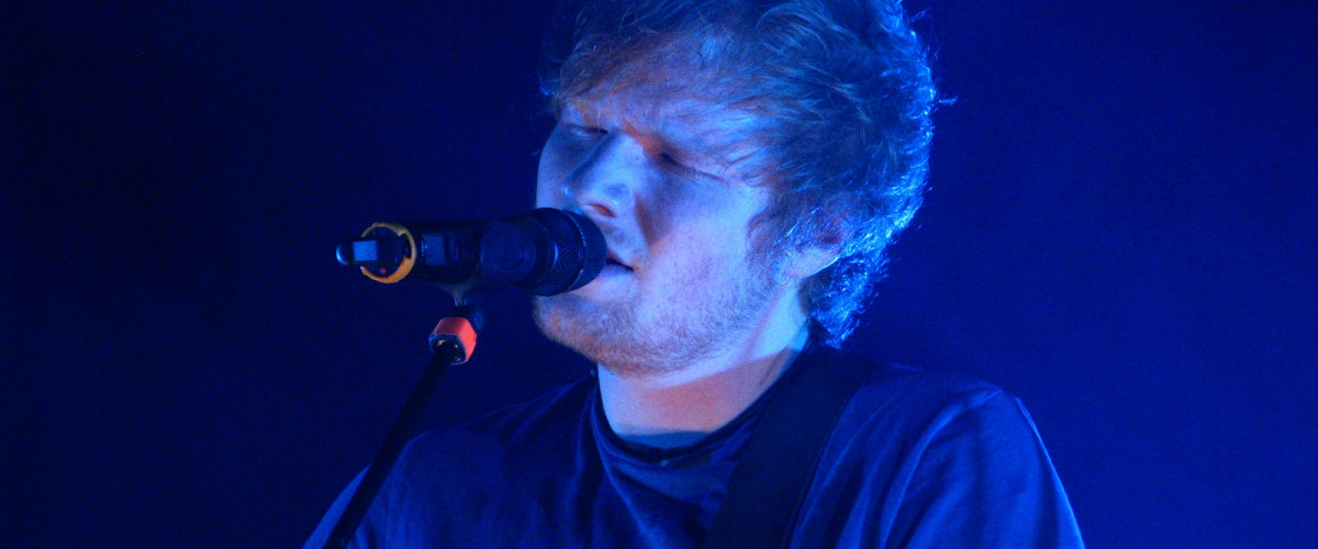 Ed Sheeran Headed to the Superdome for Halloween 2018 Concert