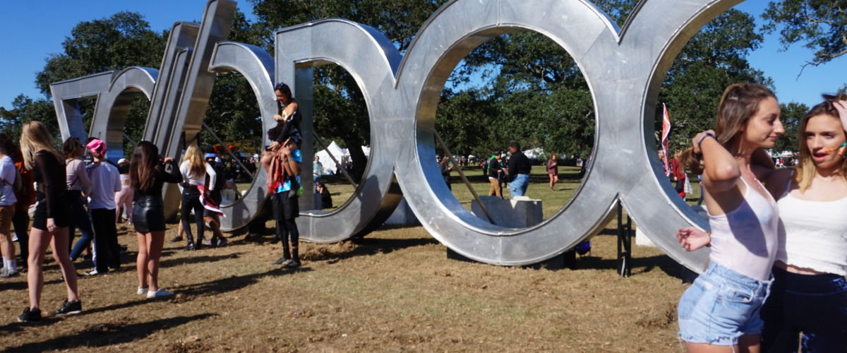 Voodoo Music and Arts Experience Saturday