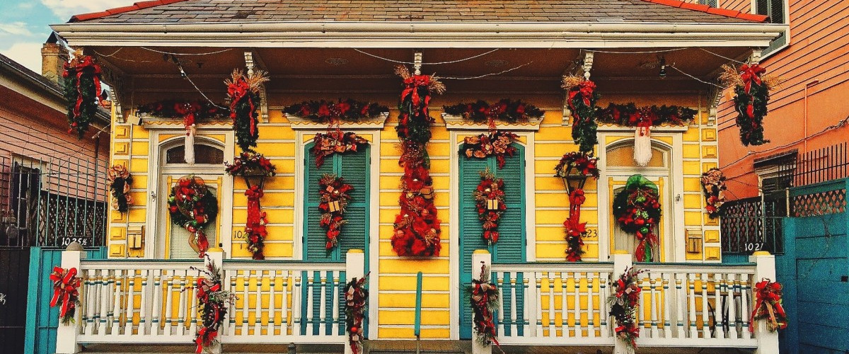 How to Get into The Holiday Spirit in New Orleans