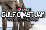 The Fifth Annual Pepsi Gulf Coast Jam Brings Country Music to Panama City Beach