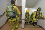 The 9/11 Memorial Stair Climb Pays Tribute to Fallen Firefighters