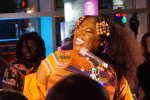 Tank & The Bangas Play A Homecoming Show At The Aloft Hotel