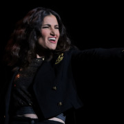 Idina Menzel Defies Gravity at the Saenger Theatre
