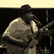 Bayou District Blues Night A Success at Joy Theater