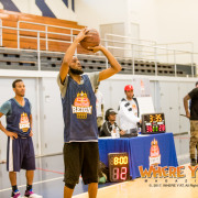 Red Bull Reign with NBA New Orleans Pelicans #23 Anthony Davis