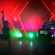 Exit Stage Right with Sylvan Esso
