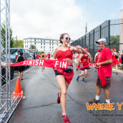 Red Dress Run 2017