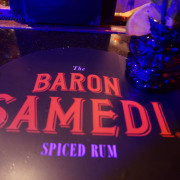Baron Samedi Makes a Visit to Republic