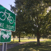 Ribbon Cutting for City Park's New Marconi Walking & Bike Path Set For October 6