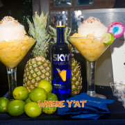 Renea won BEST BARTENDER Presented by SKYY VODKA