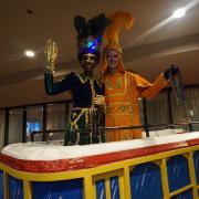 The Cambria Hotel Rings In The Mardi Gras Season