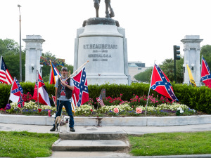 New Orleans Statue of General P.G.T. Beauregard Officially Removed