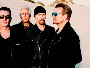 Still Sitting Beneath The Joshua Tree: U2 to Perform Career-Defining Album on September 14 at the Mercedes-Benz Superdome