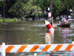 Sea Level Rise Could Double Flood Frequency Around Louisiana Coast