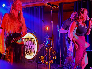 Delta Rae Rocks The Parish at House of Blues