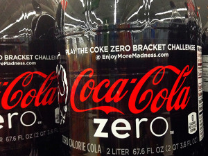 Coca-Cola To Replace Coke Zero With A New Zero Calorie Drink