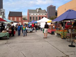 Exploring Local Farmers Markets in NOLA