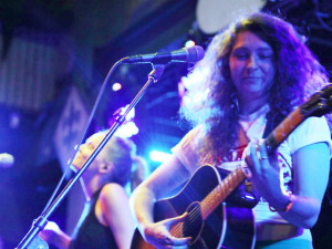 Folk Band Joseph Brings the Jam to Tipitina's