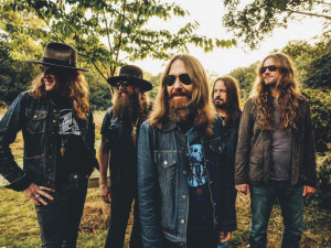 Blackberry Smoke is Like an Arrow: Free and Flying High