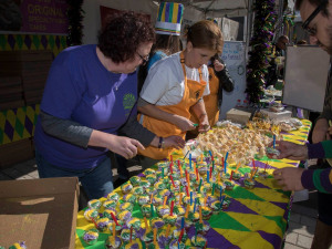 The 5th Annual King Cake Festival: Good Eating for a Good Cause