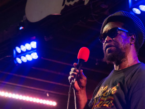 Black Uhuru Defines Solidarity at Tipitina's