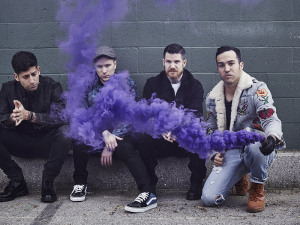 Fall Out Boy Announce Massive ?M A N I A? Tour with New Orleans Stop