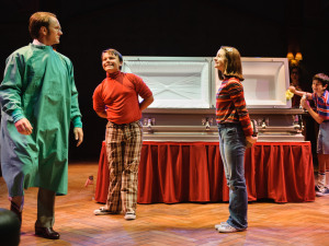 Southern Rep Theatre's <em>Fun Home</em> is Fun and So Much More