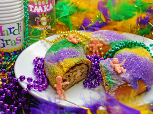 The Best Places for King Cake This Mardi Gras Season