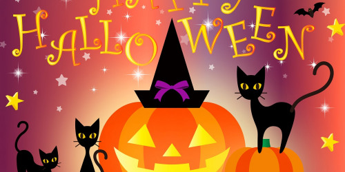 Candy Corn, Black Cats, Jack-o-Lanterns, Bobbing for Apples and of course, Trick or Treat!