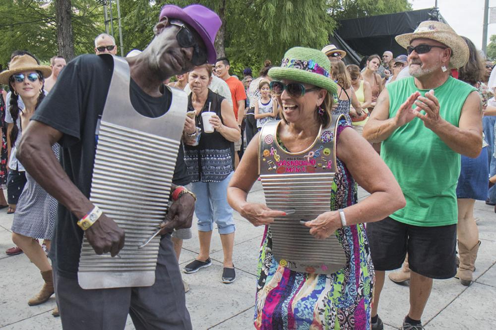 2016 Louisiana Cajun-Zydeco Festival | Where Y'at
