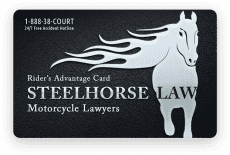 The Rider's <strong>Advantage Card</strong>