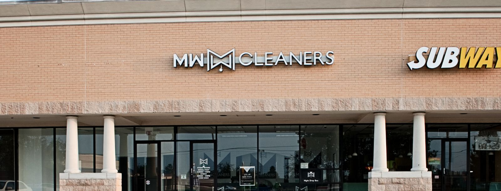 Dry cleaners jersey village laundry services mw cleaners for Same day t shirt printing austin