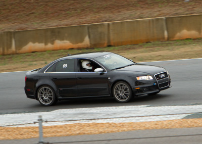 Driving School at Road Atlanta March 2011