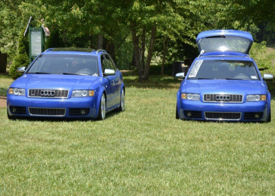 Audi Club at SoWo 2011